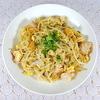 【実食】簡単タイ料理!ケンミンの「タイ風焼そばパッタイ」