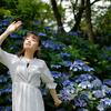 柚奈あやかさん その2 ─ 北陸モデルコレクション 2021.7.3 富山県中央植物園 ─