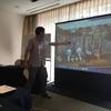 仙台市での南東北中医薬研究会で3人の先生の講演がありました。