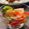 オクラとジャガイモの豆カレー