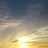 2016年12月4日(日)今朝の空