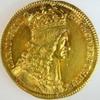 イギリス1661年チャールズ2世戴冠記念金メダルNGC MS61