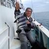 船の石鯛釣り行ってきました!