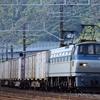 第1552列車 「 ゆる撮り△!調子踏切で上り貨物を狙う 2020・秋 女神遠征その3 」