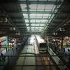 田端駅北側トンネル^^…2015年京浜東北線