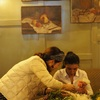 flower workshop in Paris