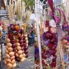 【ドイツ観光】ドイツワイマールの玉ねぎ祭り