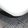 クラウン ハイブリッド(リヤバンパー)ヘコミの修理料金比較と写真 初年度H28年、型式AWS210