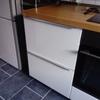 ☆扉タイプのキッチン棚の収納見直し