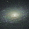 ひまわり銀河と呼ばれて M63 りょうけん座