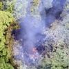 奈良の小型機墜落、男女2人の遺体を確認