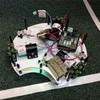 動いたロボット