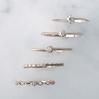 重ね着けできるデザインの婚約指輪と結婚指輪のジュエリーショップ 4選
