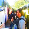 ほぼ1日中バス乗ったんで書くことがないいですけど、こういう日ってどうしたらいいですか?【世界一周@バス移動ウィントフック行き】