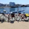 目黒〜三崎港〜逗子サイクリング(約100km)