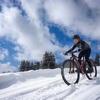 スノースポーツ初心者がMTBで雪山ダウンヒルしてみた話・雪ちゃり