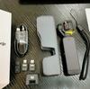 小型ジンバルカメラ「DJI pocket2」レビュー~リュック装着クリップも購入