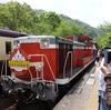 わたらせ渓谷鐵道トロッコ列車+バス+電車旅でお写ん歩!