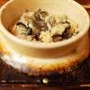 牡蠣の釜めし