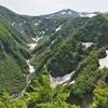 '21/06/07 鳥海山・笙ヶ岳まで