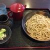 北海道北竜町の美味しい新蕎麦でした ∴ そば みやび屋