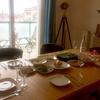 アムステルダム 来客事情 2  パリ新年の食事