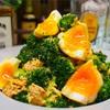 【レシピ】ブロッコリーとツナのカレーマヨ和え