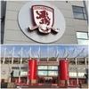 Middlesbrough(ミドルズブラッ)というプロサッカーチームのロゴって、どこかでみたことありませんか?