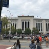 田中将大投手を見にヤンキーススタジアムを訪問