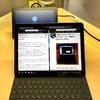 iPad Pro 2018 と Windows 10・モバイルワールド