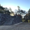 二俣城 (静岡県浜松市)  -天守台の残る別城一郭の要塞