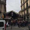 """バルセロナの魅力 """"市場"""""""