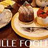 ケーキ記録 京成ホテルミラマーレ 【ミレフォリア】