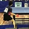リーグ2戦目・四番 2019年 全日本実業団卓球大会・和歌山大会