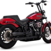 パーツ:Roland Sands Design「Slant Slip-On Exhaust for Harley M8 Softail」