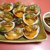 韓国「피조개찜(赤貝蒸し)の簡単レシピ」