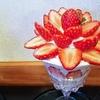 おやつ処 茶寿 @妙蓮寺 まるでパフェ!?実はショートケーキです