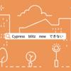 Cypress で `blitz new` をテストしたい(が、できていない)