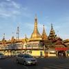 仕事を辞めた。タイ国外に出ないと行けないので、またヤンゴンに行ってきた。