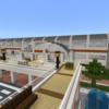 モノレールとその駅を作る part2  [Minecraft #26]