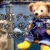 ディズニーシー「ダッフィーのフォトポイント」を制覇しよう!
