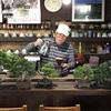 盆栽世界6月号「鉢作家藤掛雄山」さんの取材