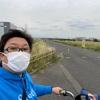 荒川へサイクリングしに行きました、その1。