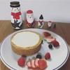 【V6グルメ】岡田くんのおめざ♡ルースクリスのチーズケーキでおうち鑑賞会