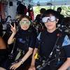 ラチャヤイ島で体験ダイビング!