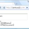 iモードブラウザ2.0のJavaScriptではiframe内のコンテンツを読み出せない