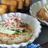 ゴマ味噌が美味しい!みょうがときゅうりの具たっぷり素麺
