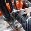 手作り電動バイクでお遍路13(ウインカーの修理2)