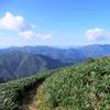 ◆'19/09/14~15   初・飯豊…頼母木小屋泊⑧