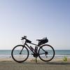 クロスバイクで朝活!ベーコンとアボカドのカルボナーラ
